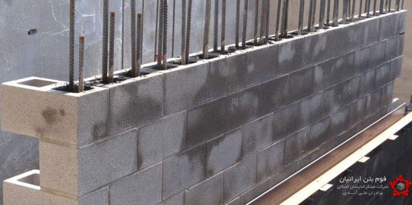 عملکرد foam beton